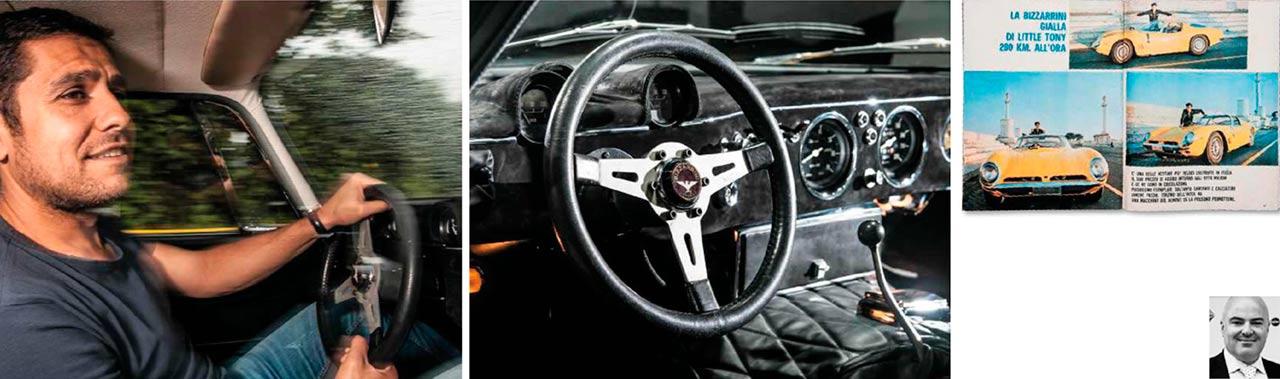1966 Bizzarrini 5300 GT Strada road test