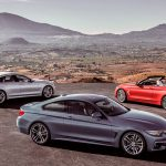 2017 BMW 4-Series face-lift F32/F33/F36