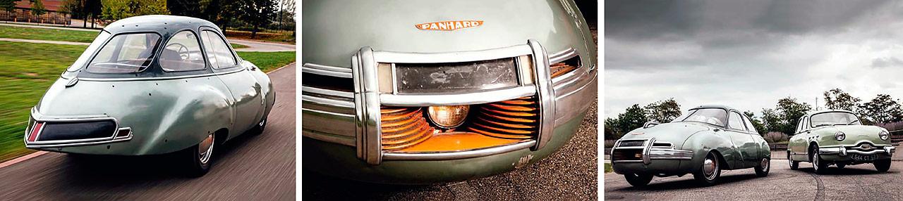 1948 Panhard Dynavia road test
