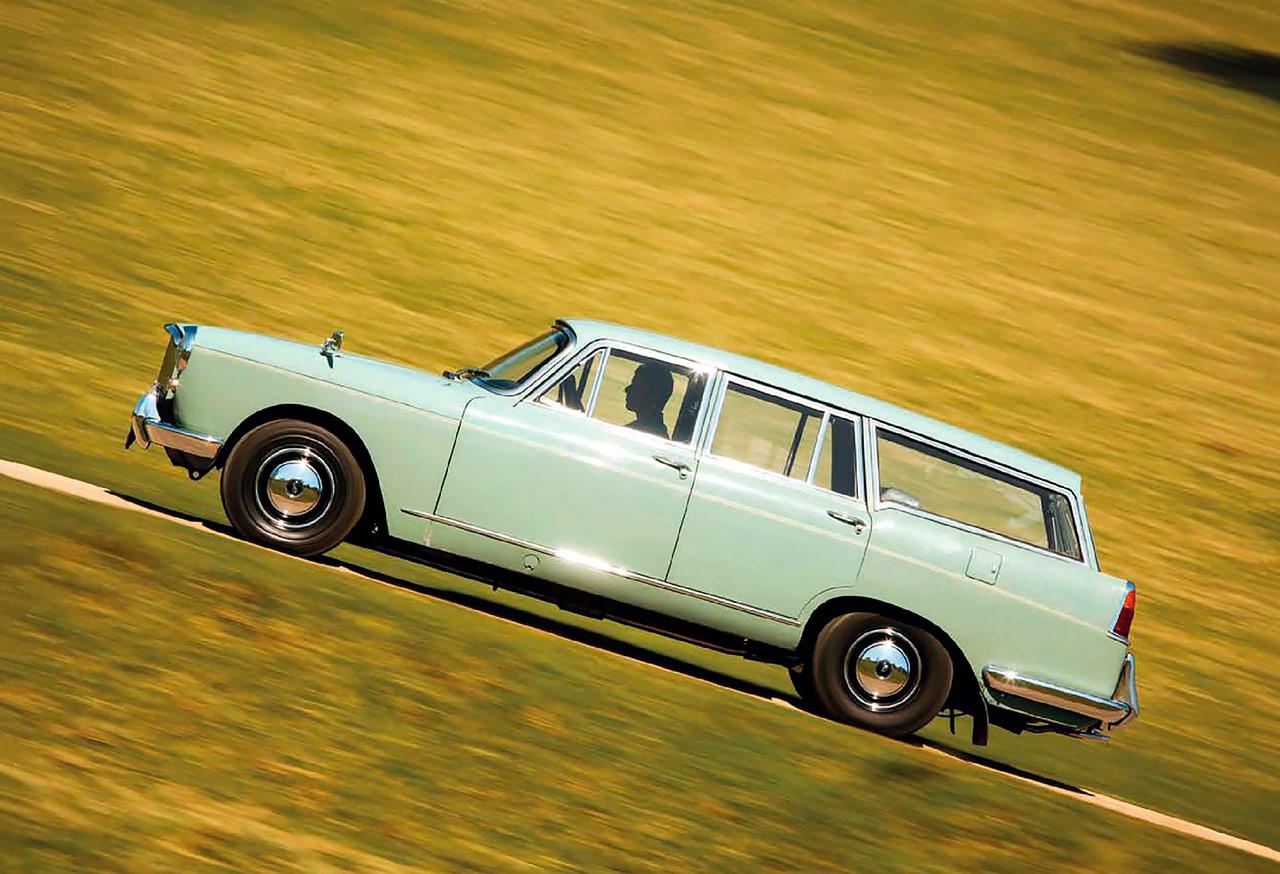 1961 Vanden-Plas Princess 3-Litre Countryman road test