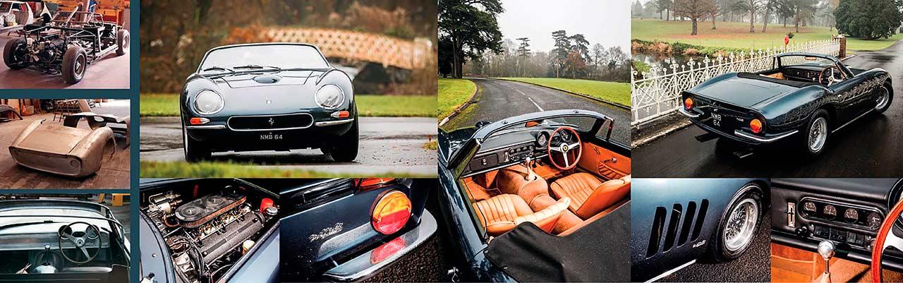 1964 Ferrari 330GT Nembo Spyder road test