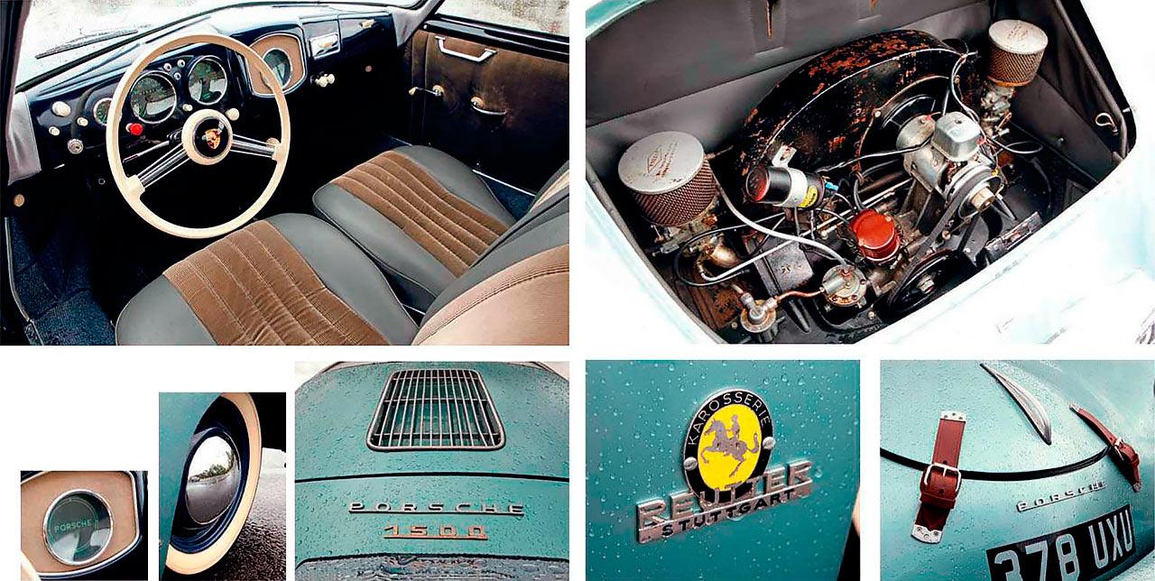 Porsche 356 Pre-A