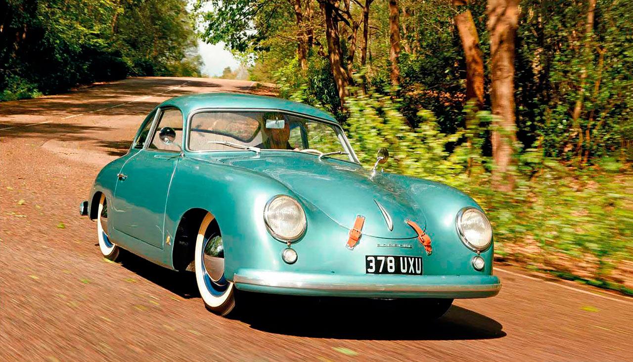 Porsche 356 Pre-A road test