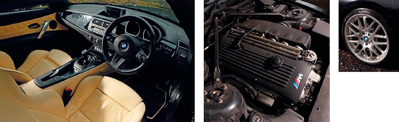 BMW Z4M Coupe E86