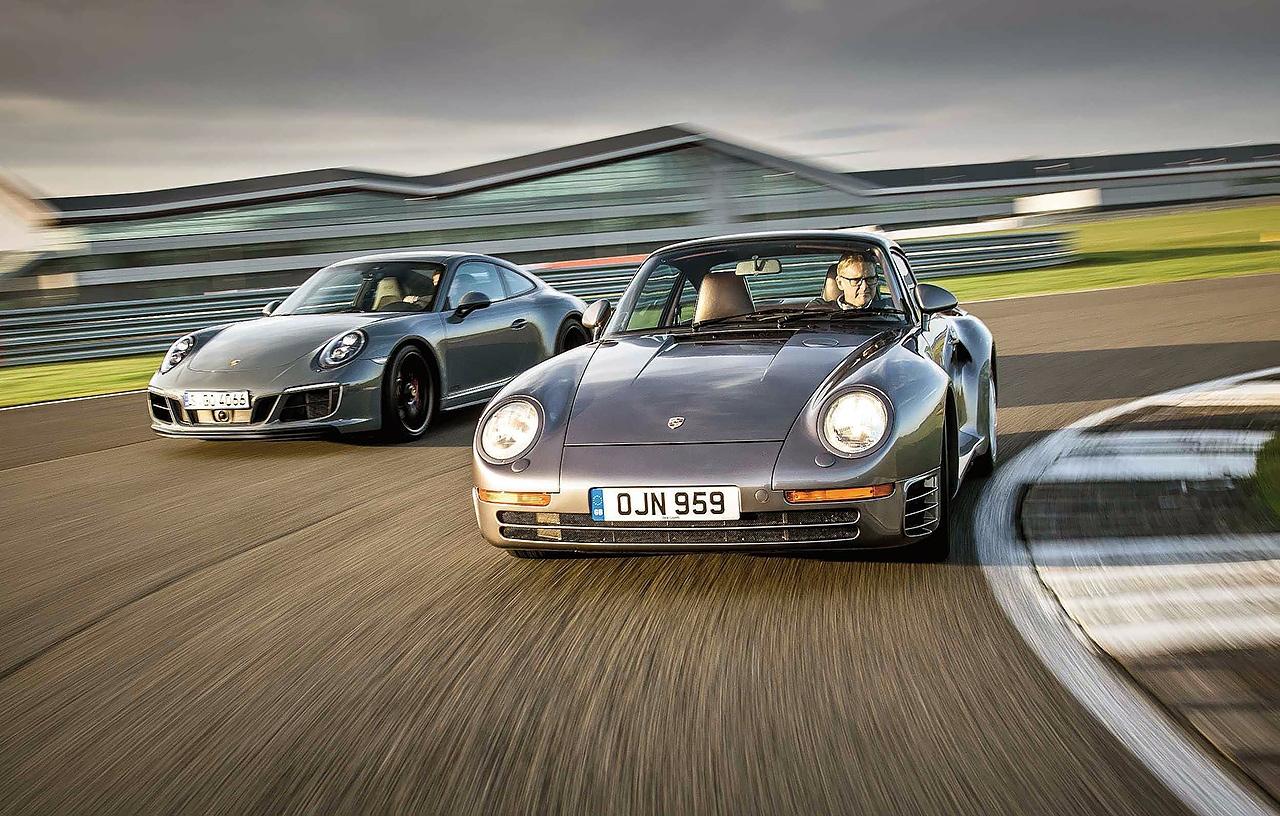 Drive-My and Paul Harmer