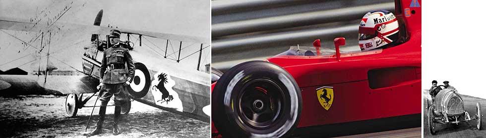 Strange history of Ferrari's Cavallino Rampante Logo