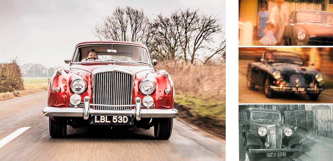 1961 Bentley S2 Flying Spur road test