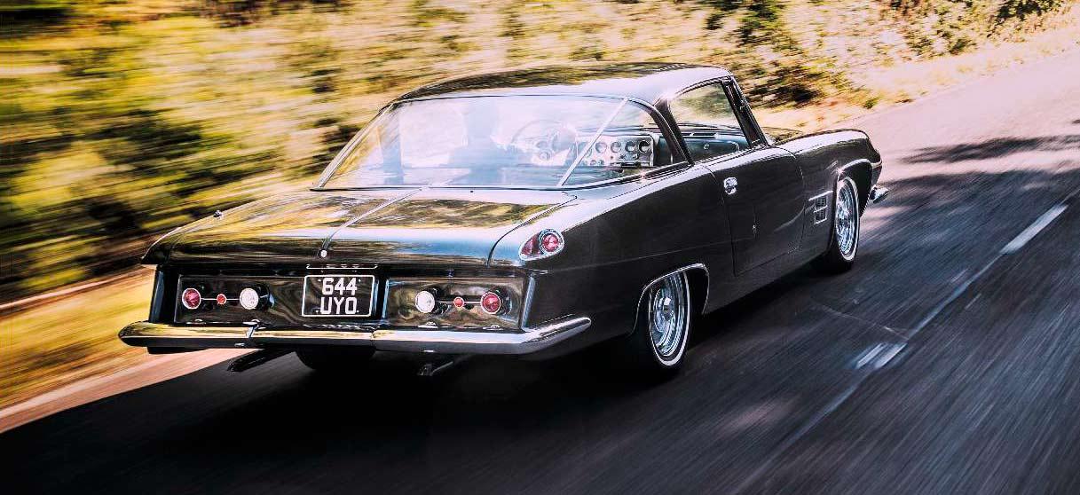 1962 Ghia L6.4 road test