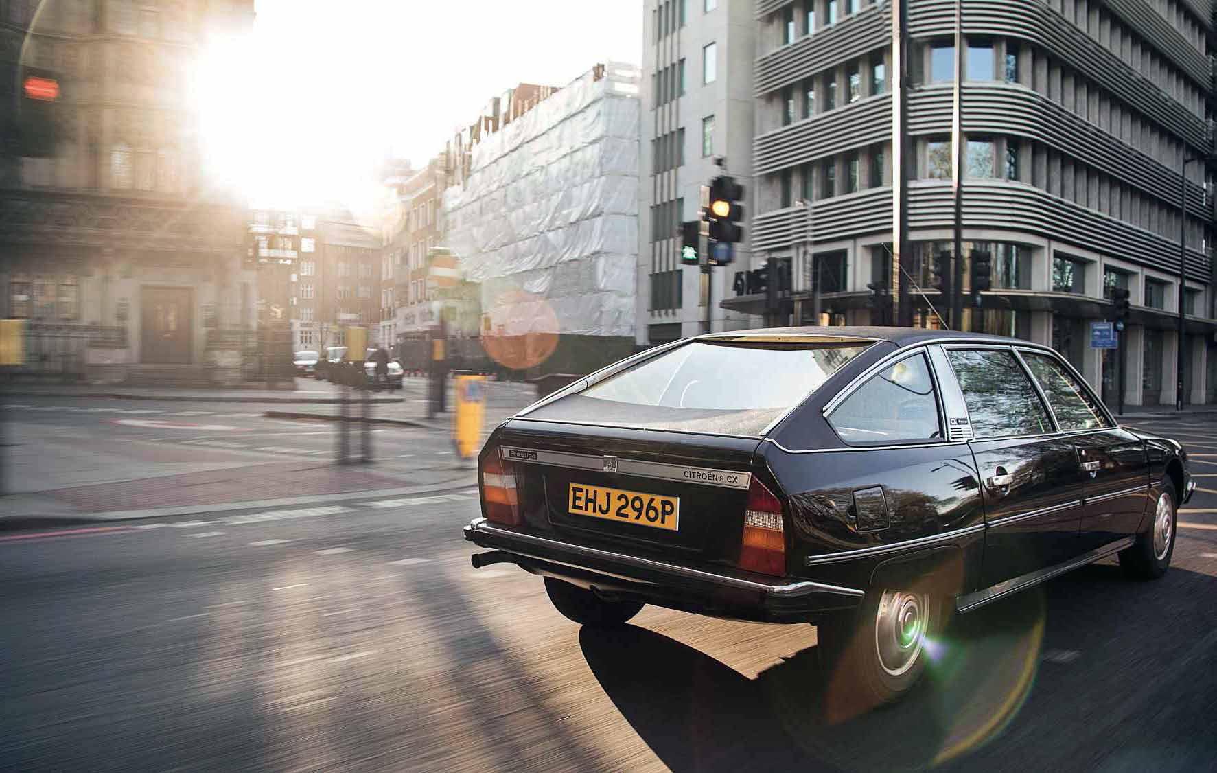 1976 Citroën CX Prestige road test