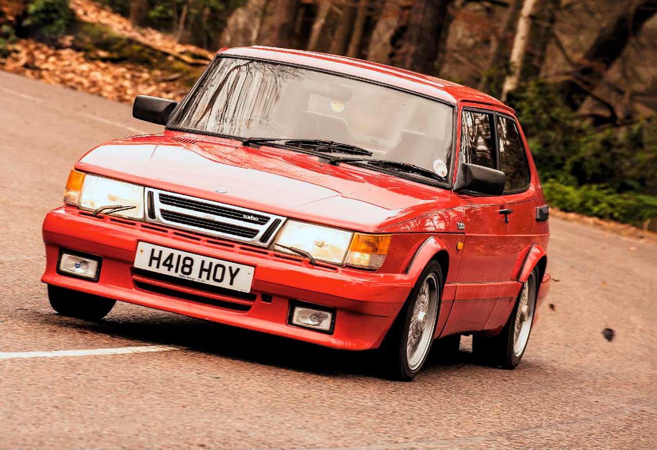 1990 Saab 900 Turbo Carlsson road test