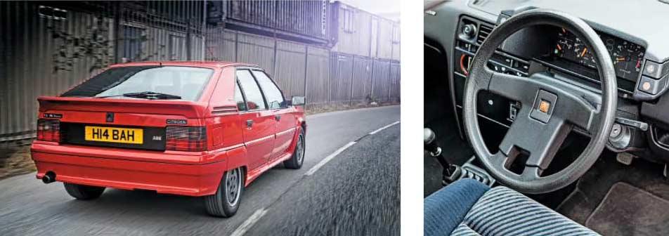Buying Citroën BX 16V