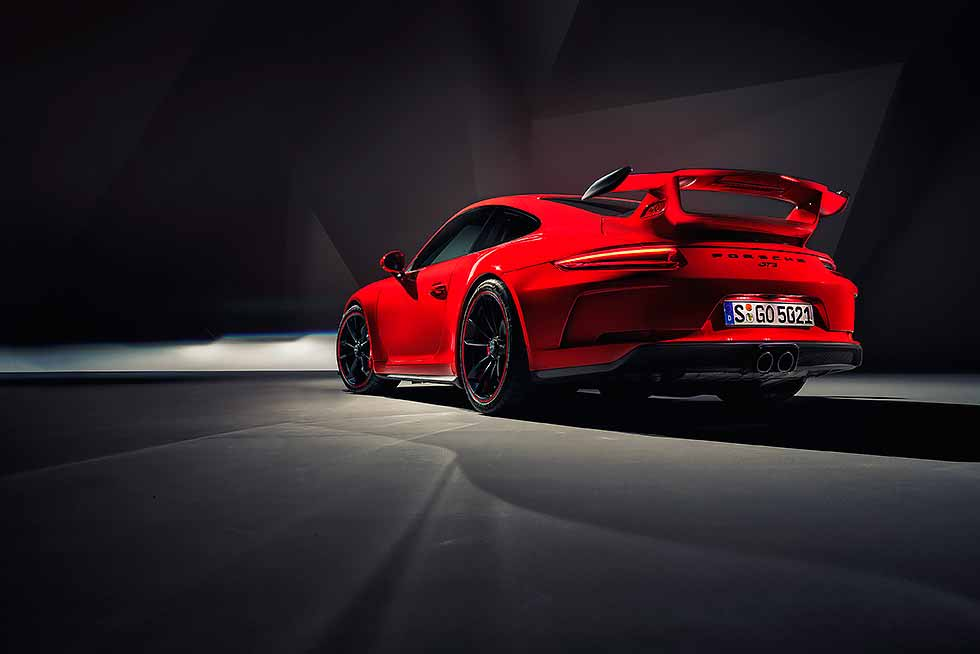 2017 Porsche 911 GT3 991.2