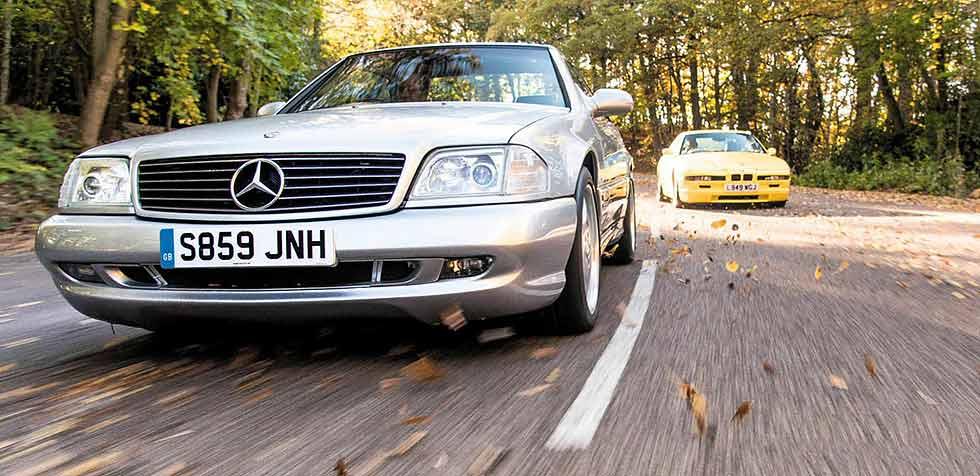 Mercedes-Benz SL600 R129 road test