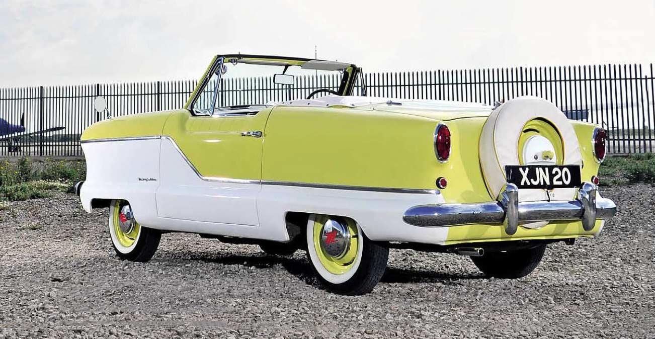 1960 Austin Nash Metropolitan