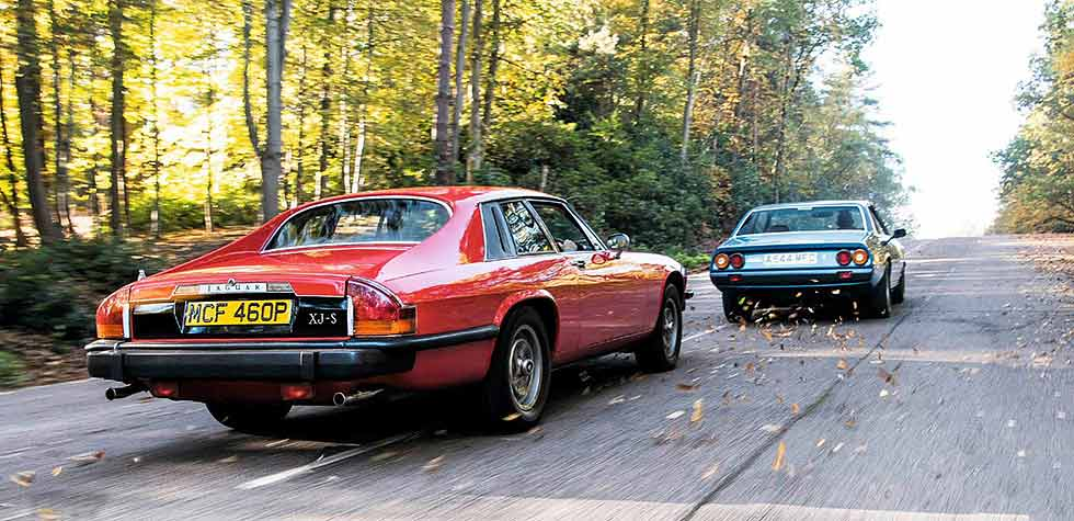 1975 Jaguar XJ-S V12 road test