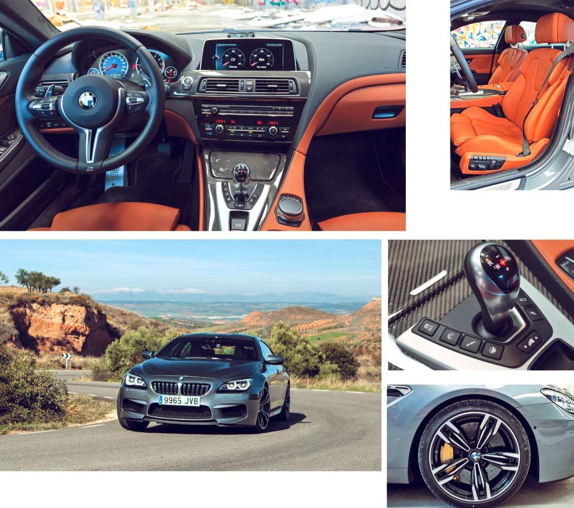 2017 BMW M6 Gran Coupé F06