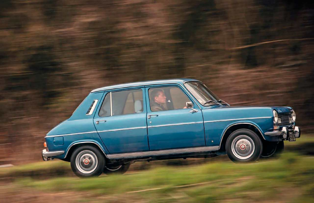 Test Drive Simca 1204 Special