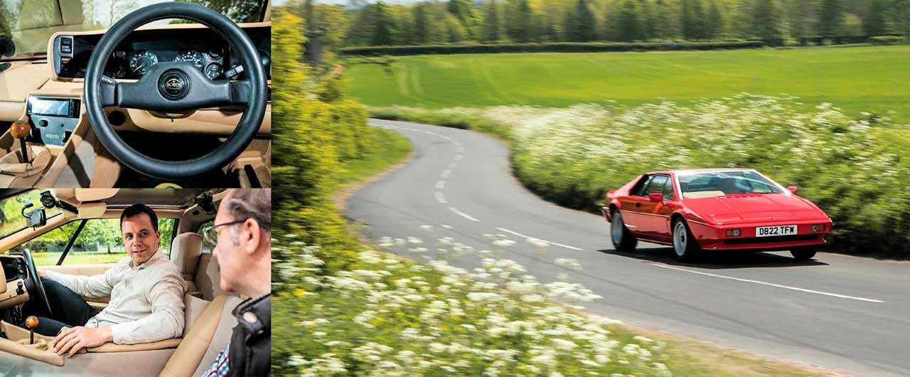 1986 Lotus Esprit S3 road test