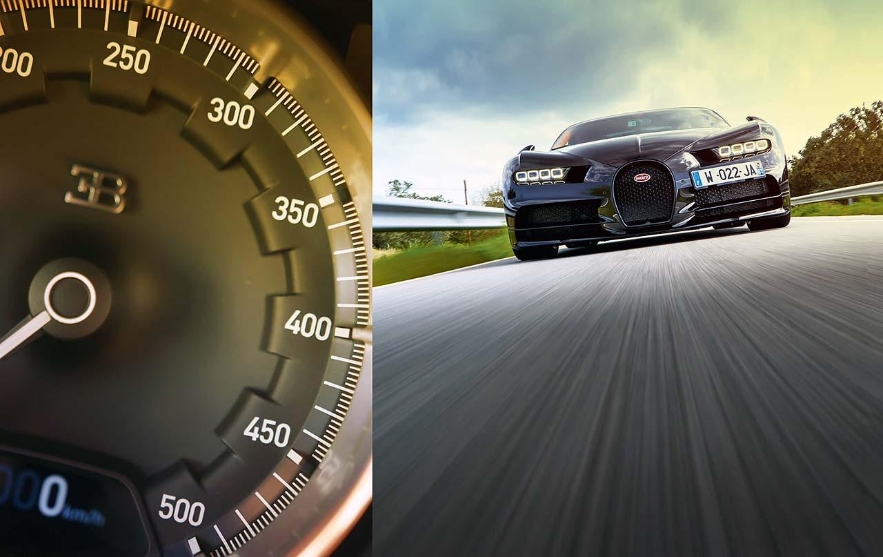 2017 Bugatti Chiron track and road test
