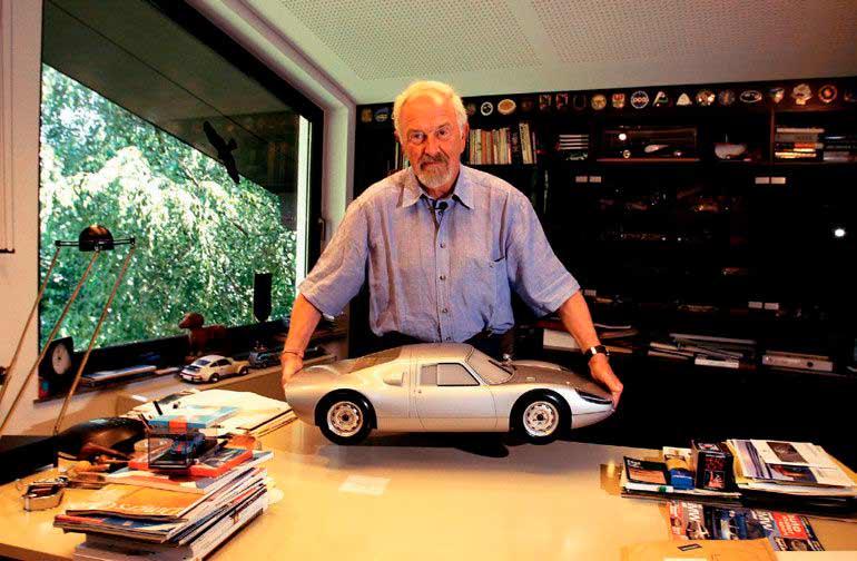 Ferdinand Alexander Porsche, or