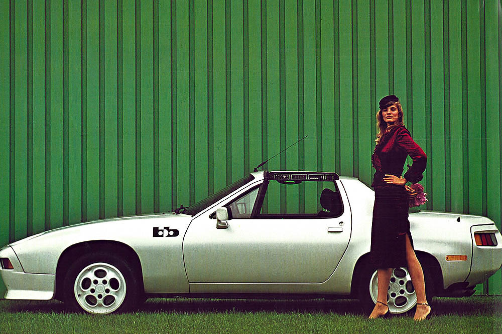 Porsche 928 Targa BB