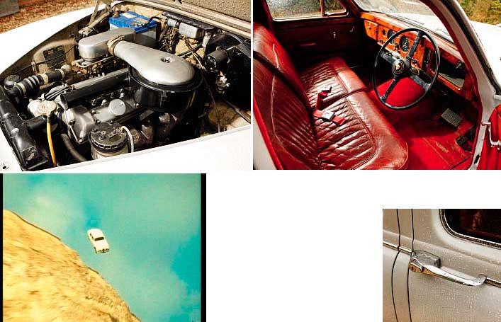 Jaguar Mk1 2.4 road test