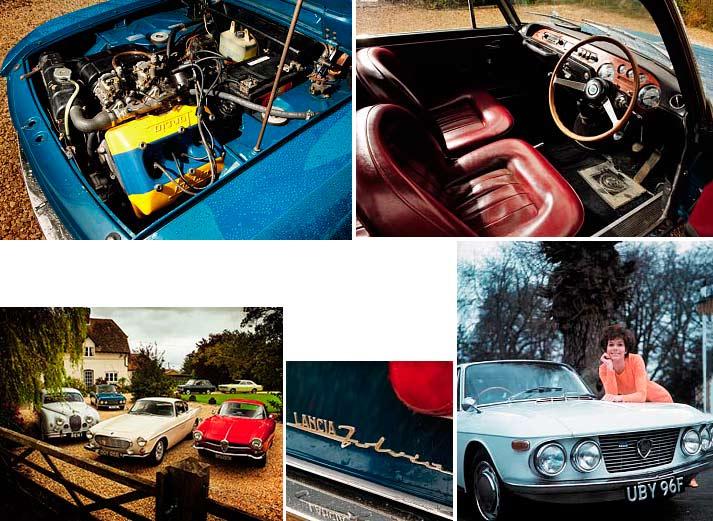Lancia Fulvia road test