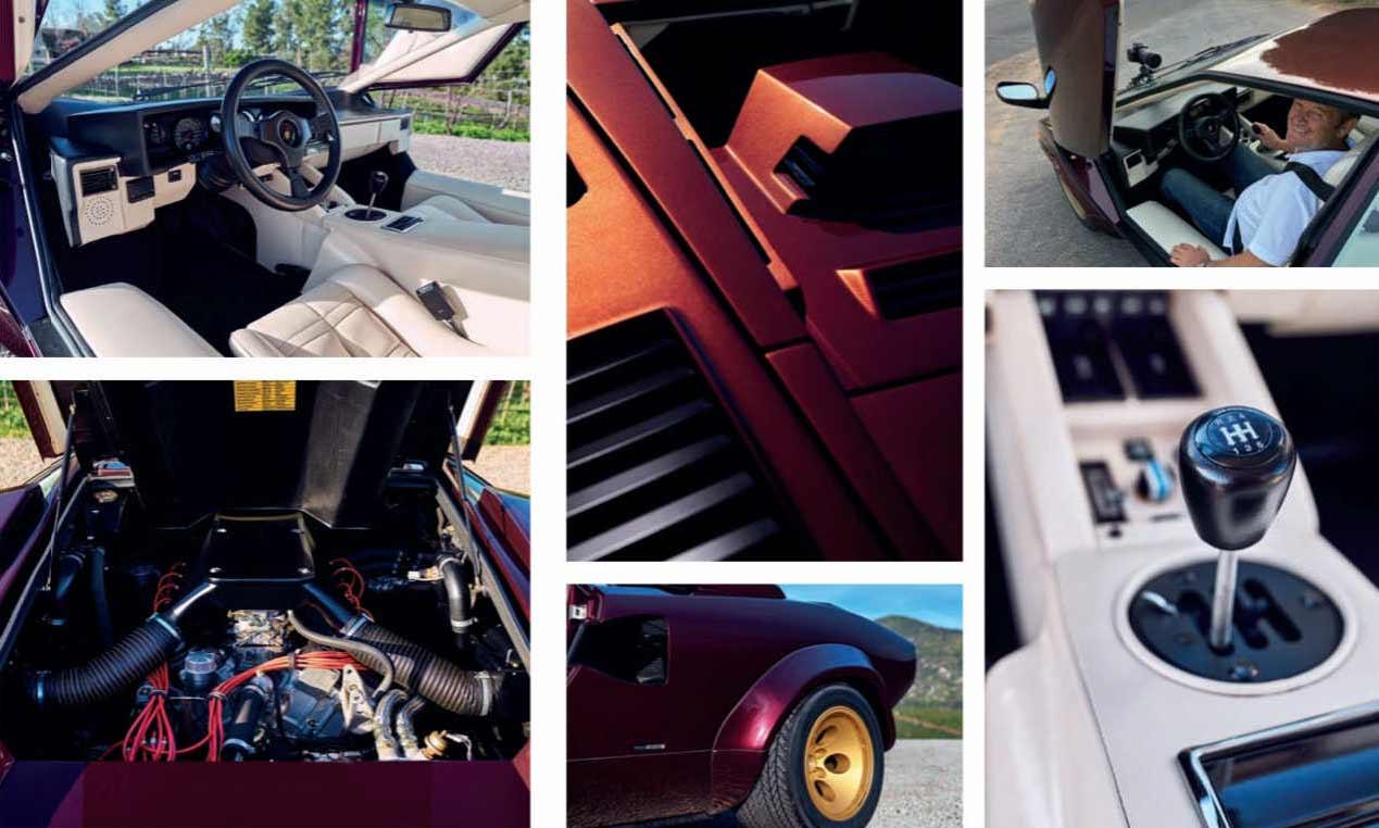 Lamborghini Countach QV