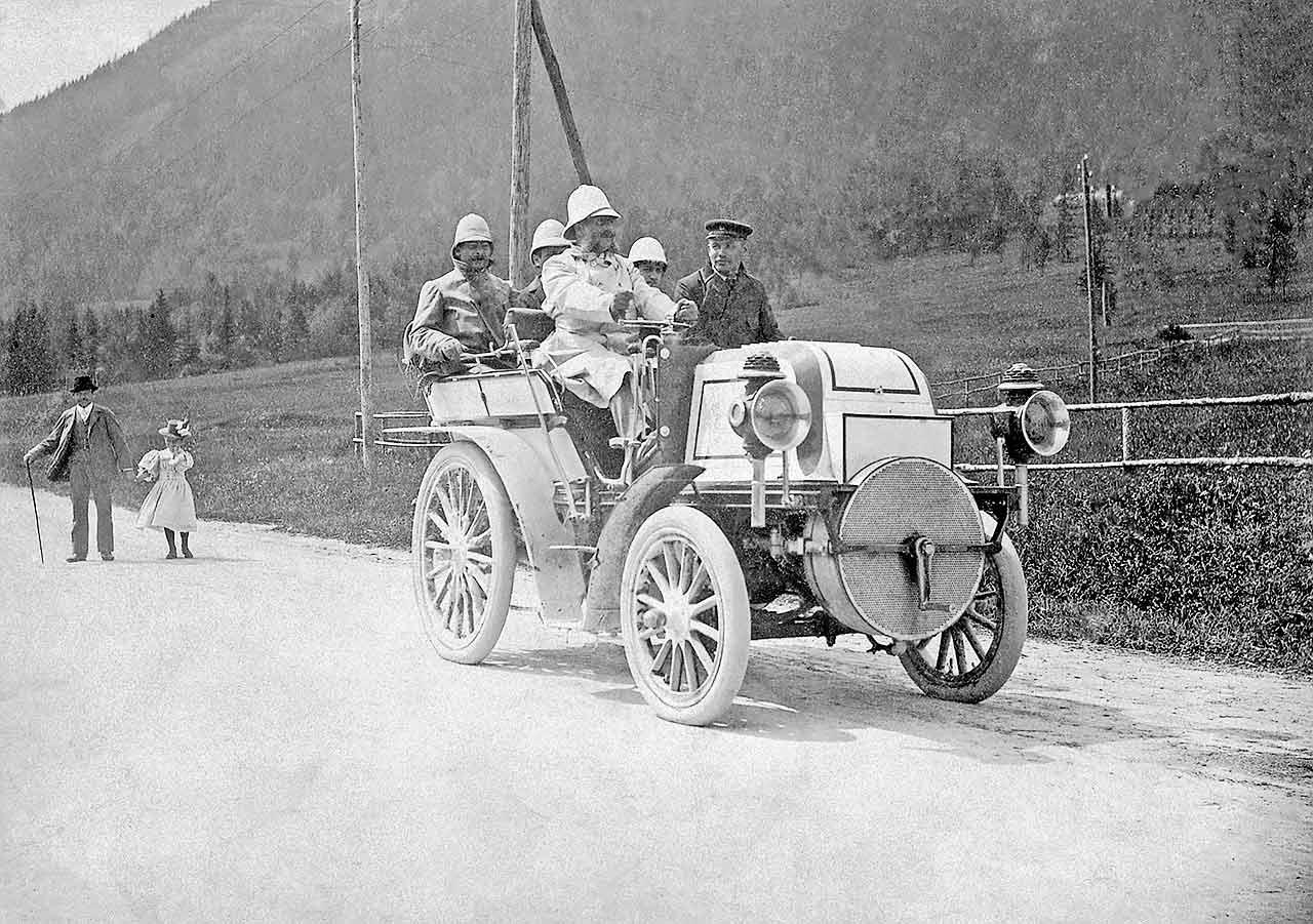 Mercedes Simplex centenary Celebrating 115 years