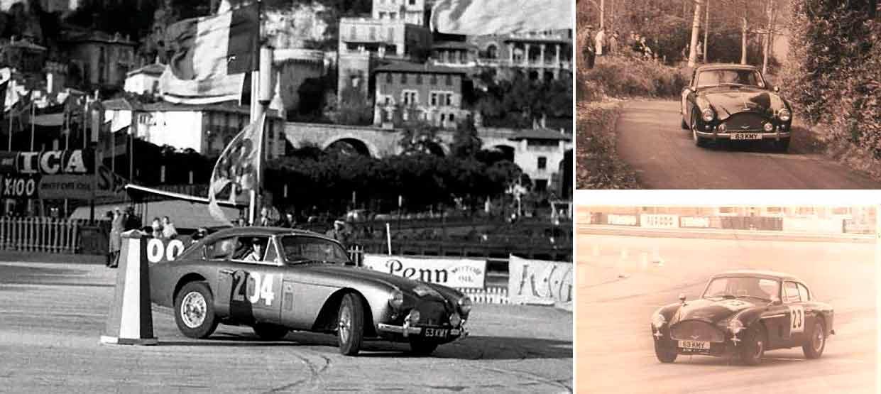 1956 Aston-Martin DB Mark-III