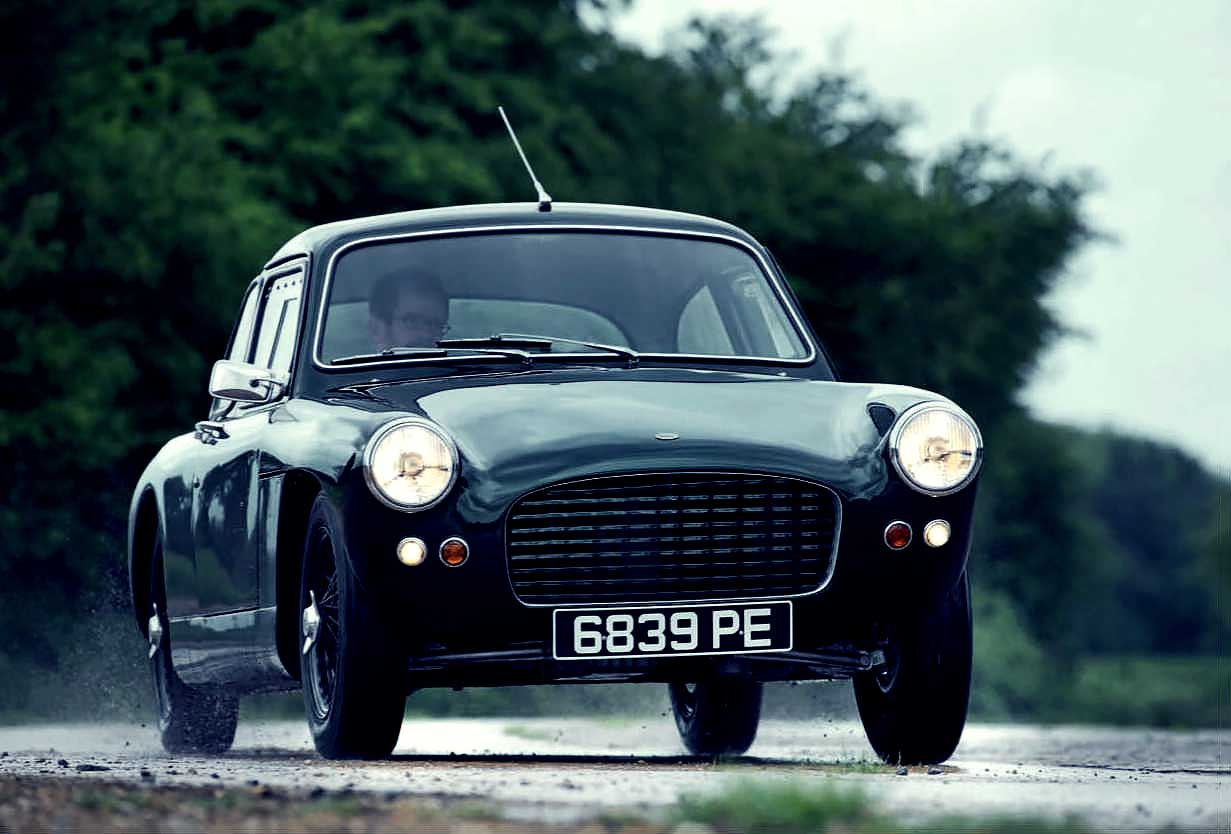 1958 Tojeiro Climax Coupe