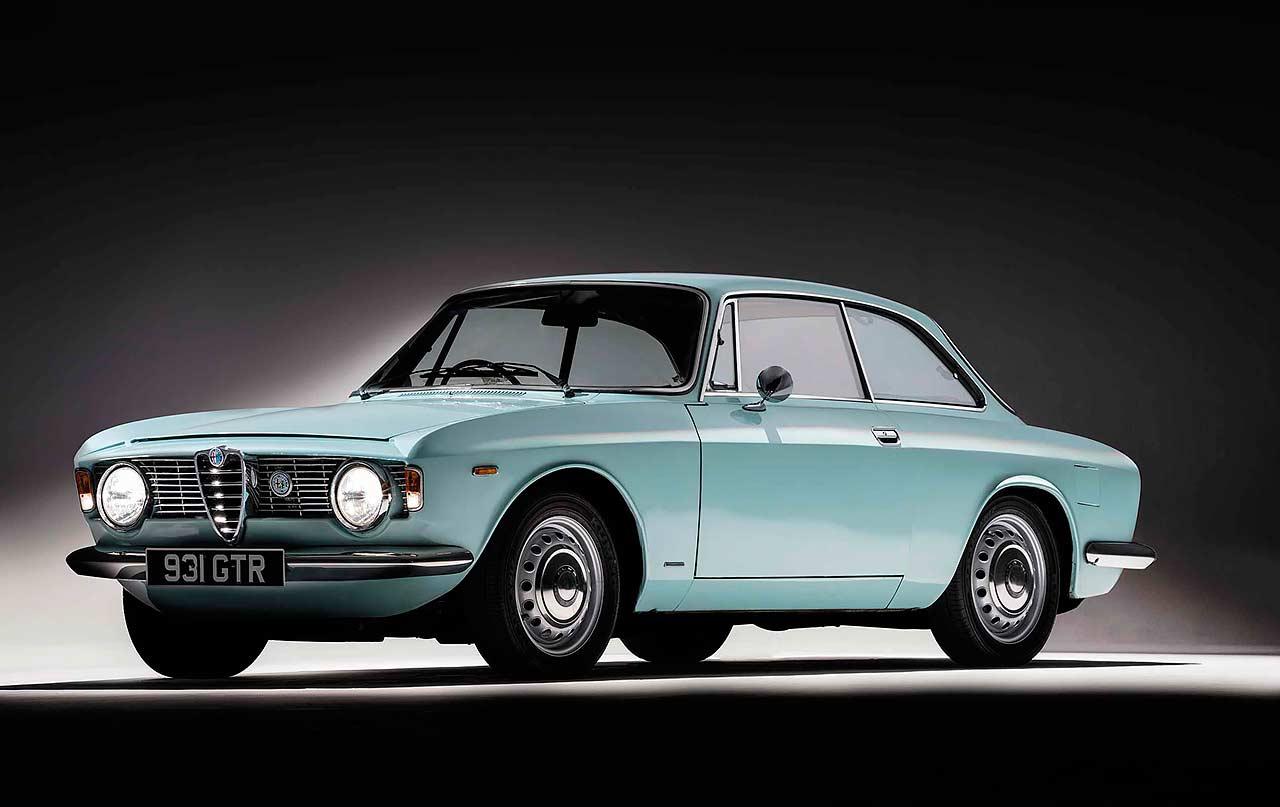 1964 Alfa Romeo Giulia Sprint GT 1600