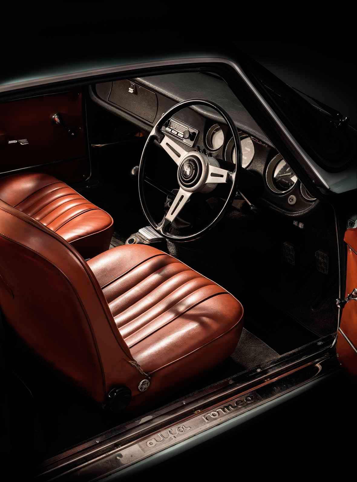 1964 Alfa-Romeo Giulia Sprint GT 1600