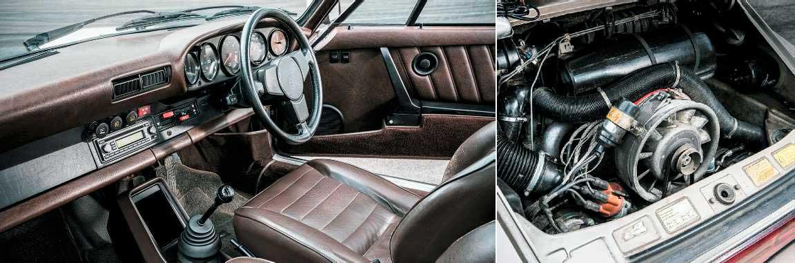 1982 Porsche 911 SC G-Series
