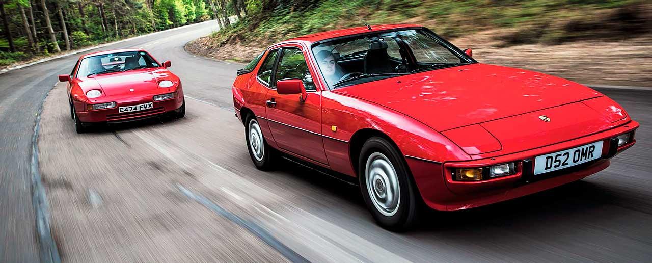 1986 Porsche 924S road test