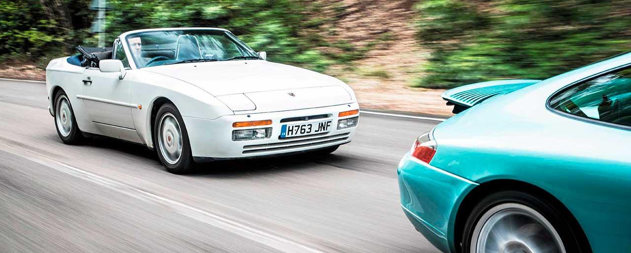 1990 Porsche 944S2 Cabriolet