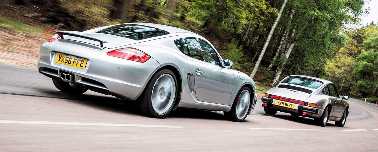 2007 Porsche Cayman S 987 road test
