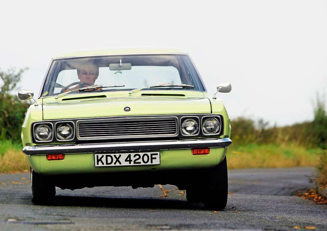 Vauxhall Victor FD 2000 road test