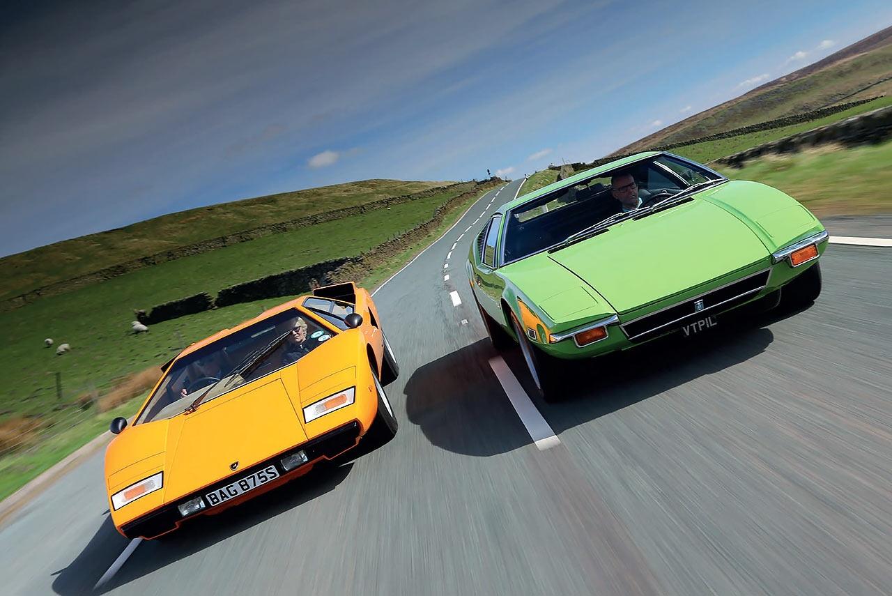 Drive-my and Julian Mackie