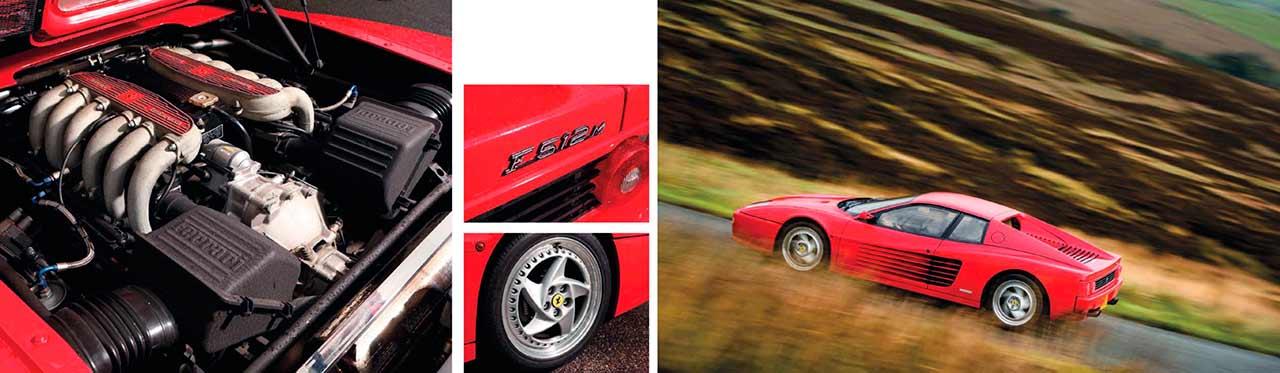 1994 Ferrari F512M