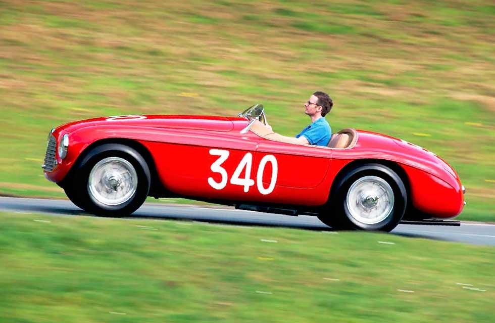 Ferrari 166MM road test