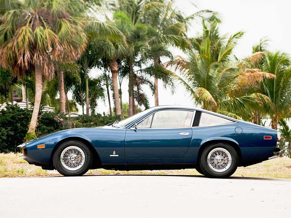 1971 Ferrari 365 GTC/4 North America