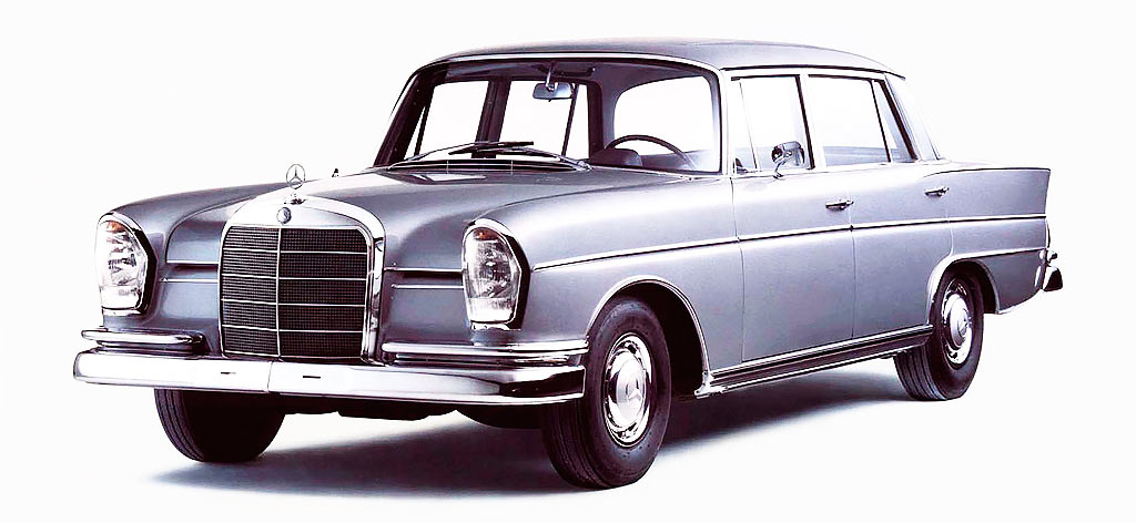 Mercedes-Benz 300 SEL W112