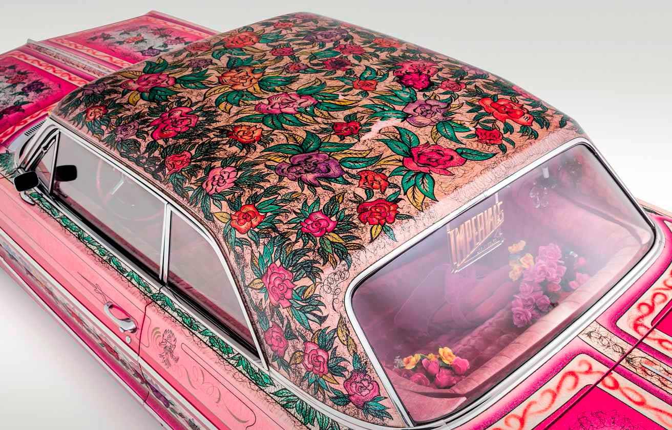 1964 Chevrolet Impala Gypsy Rose Low Rider