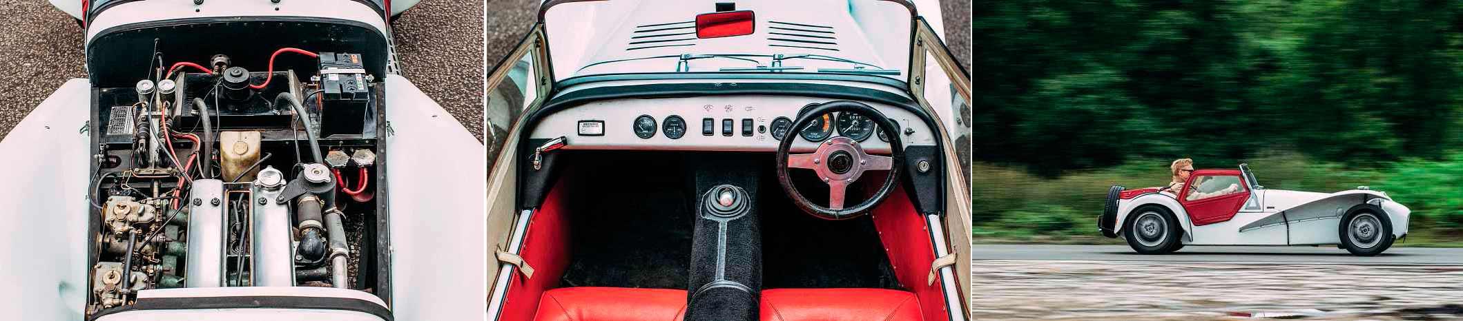 1969 Lotus 7 Twin Cam SS - celebrating six decades