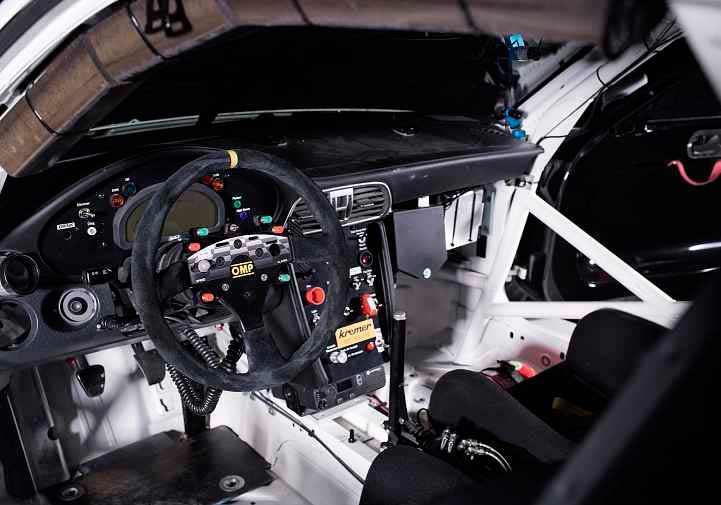 2017 Porsche Kremer 997 K3 R road test