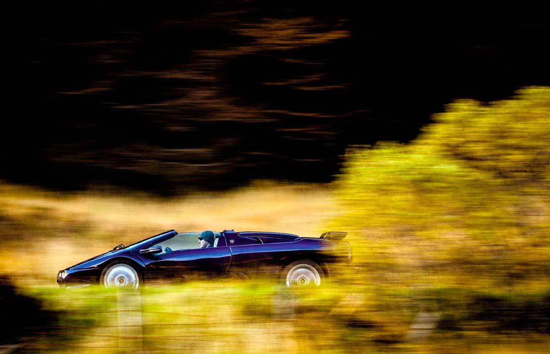 Lamborghini Diablo VT Roadster road test