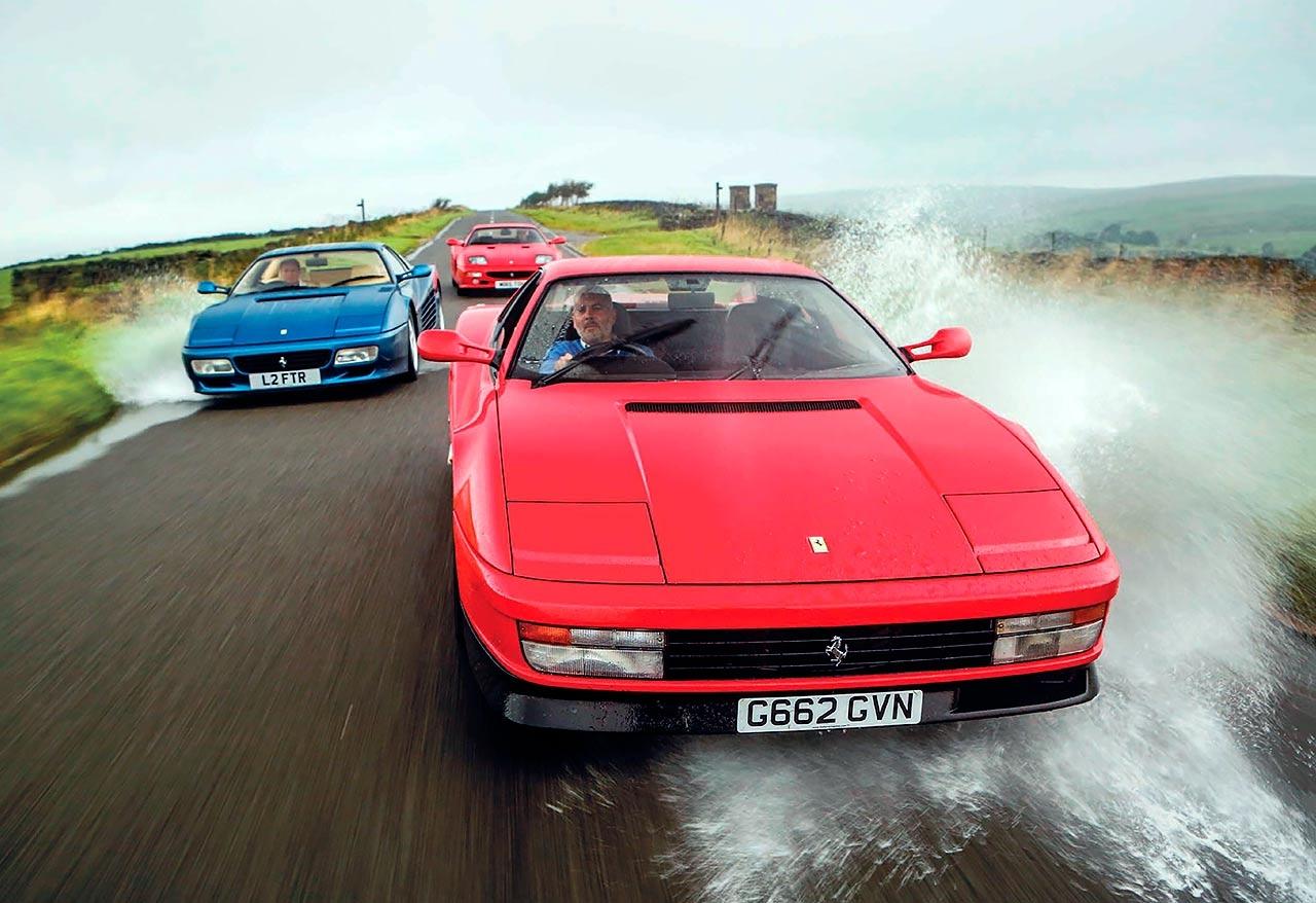 Drive-my and Tony Baker