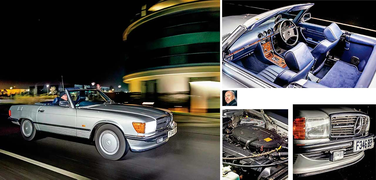 1989 Mercedes-Benz 300SL R107