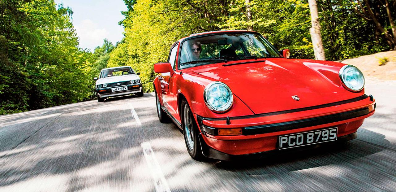 Porsche 911 3.0 SC road test